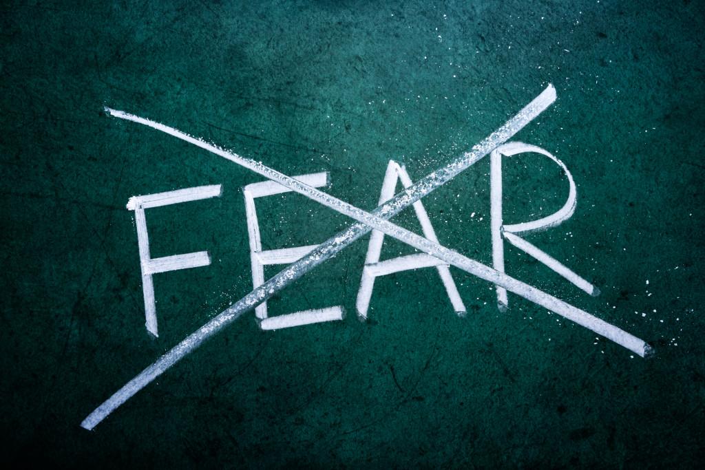 Ed Zimbardi - No Fear